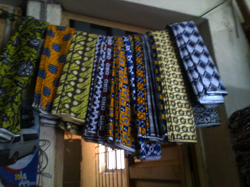 fabric shopping in lagos