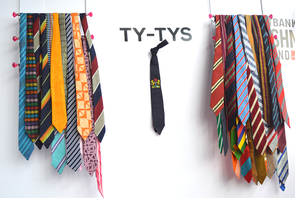 Aso Oke Ties by Ty Tys