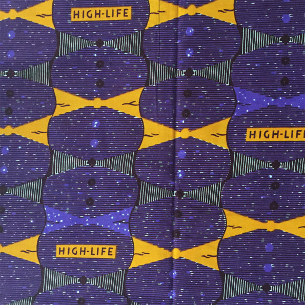 Purple Highlife Ankara