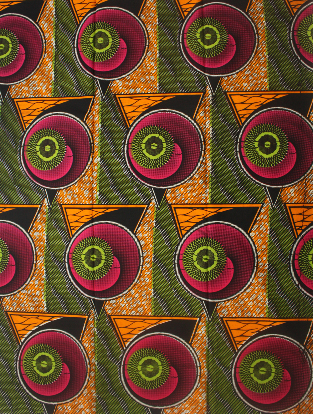 Tropical Summer Ankara Fabric