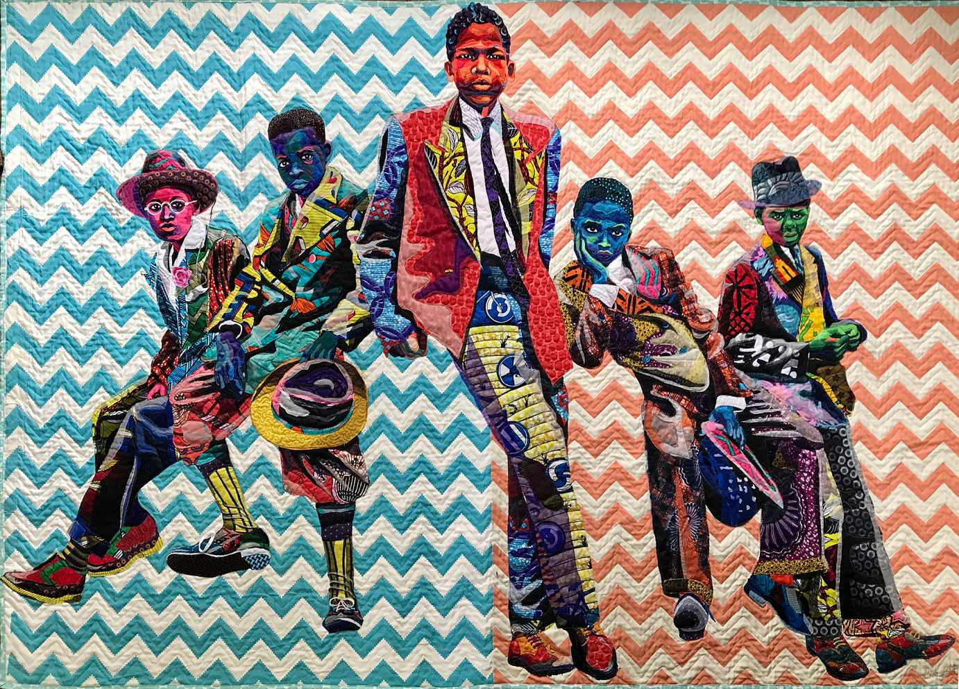 Fabric Art By Bisa Butler Urbanstax